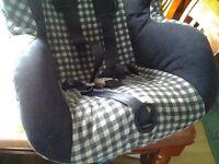 Britax Eclipse Baby Seat