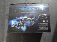 VR goggles fits most smartphones