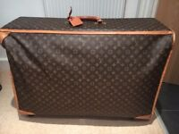 Louis Vuitton XL Suitcase and Shoe Bag / Holdall