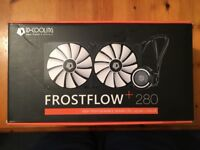 ID Cooling 280mm All-In-One Liquid Cooler.