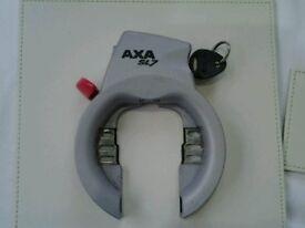 Axa high security bike lock