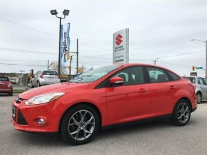 2013 Ford Focus SE ~Power/Heated/Leather ~Spoiler