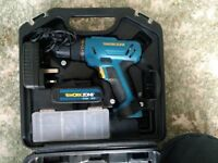 Brand New 16v Work Zone Combi Drill, Lithium Battery. NO OFFERS (diy,tools,work)