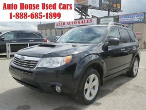 2010 Subaru Forester 2.5XT, Leather,Sunroof,AWD
