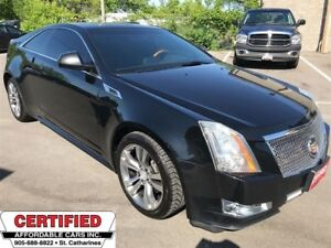 2011 Cadillac CTS Premium ** AWD, NAV, HTD/COOL LEATH, BACKUP CA