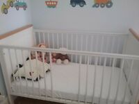 Mothercare Nursery Furniture Set