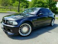 BMW M3 SMG Coupe - Low mileage