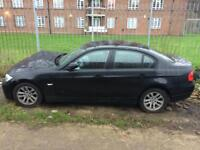 Bmw 318 i saloon 56 plate unrecorded