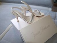 NEW Jenny Packham wedding shoes in size 5, RPP £300