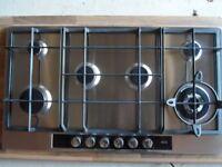 Gas hob ex new build home appliance
