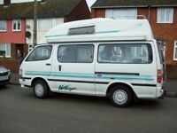 Toyota High Ace 2.8 Automatic Diesel Campervan