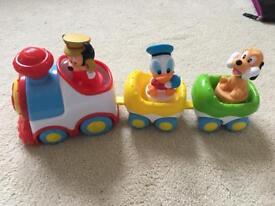 Baby Disney Toy Musical Train