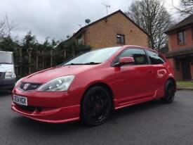 Honda Civic Type R 54plate face lift
