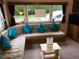 Lovely Static for Sale   2017 Site Fees included   Close to Beaches and Town  4* Park