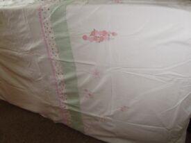 Duvet cover x 2, good condition