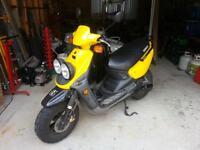 scooter Yamaha BW