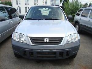 2000 Honda CR-V LX AWD