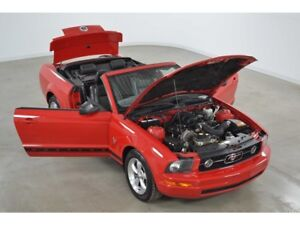 2008 Ford Mustang Convertible Excellente Condition !!!