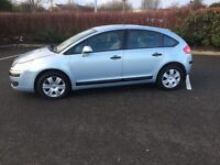 2005 CITROEN C4 AUTOMATIC FULL MOT LOW MILAGE