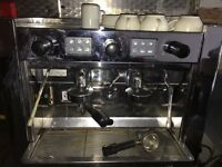 Commercial Coffee Machine (GRADISCA)