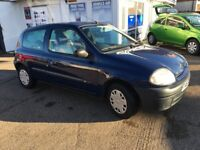 CLIO 1.2 CLEAN RUN A ROUND WITH SERVICE HISTORY MOT'D