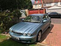 2005 Jaguar X-Type 2.0 D SE 4dr Manual 2.0L @07445775115