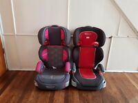 Graco junior car seats