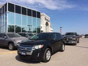 2014 Ford Edge SEL, Bluetooth, Sirius XM, Clean CARPROOF