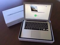 """***MACBOOK AIR 13.3"""" BOXED 2.8GHz i5,4gb RAM, SSD HD,OFFICE 2016, PREMIUM SOFTWARE,"""