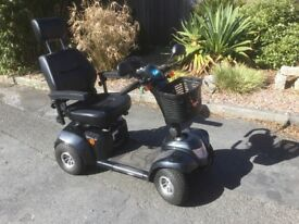 Care Co Daytona XLR 6-8mph Roadworthy Mobility Scooter little used and in extremely good condition