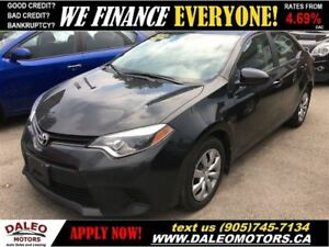 2014 Toyota Corolla LE | BACK UP CAMERA | HEATED SEATS