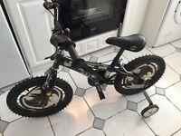 Batman bike for boys