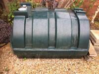 Lp Titan 1200L oil tank with fuel nozzle