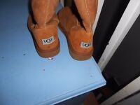 Men's size 10 UGG Australia Winter Boots