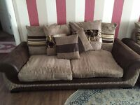 DFS Sofas for Sale- 2x 3 Seaters in Very Good Condition