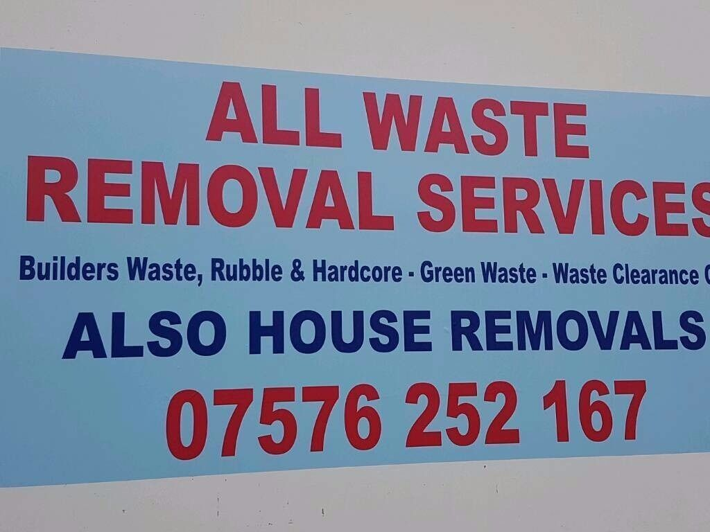 All Waste Removals - Rubbish - Builders Waste