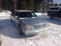 2002 Cadillac Limousine! Reduced Price!! Drive Away!