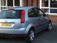 2005 Ford Fiesta 64K miles (All MOT certs from new to show mileage), New tyres, £1,270, Nice car.