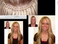 Hairdressing Hair extensions and hair loss pay up to £70 full head £5 cut