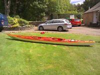 Calypso ll double sea kayak for sale.