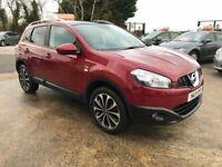 Late 2011 Nissan Qashqai 1.5 DCI N-TEC **Finance and Warranty** (zafira,megane,astra,crv,kuga)