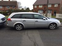 VAUXALL VECTRA LS DTI 16V SOLD WITHOUT KEYS