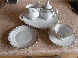 Hutschenreuther tea service