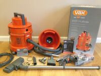 Vax 6131 wet/dry Multifunction Carpet Cleaner, boxed as new, only used a few times