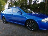 * SKODA OCTAVIA VRS TFSI MK2 * px vxr wrx rs st turbo 4x4 classic v6 v8 bhp sport coupe