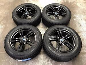 "18"" BMW X5 Wheels and Winter Tires (Full Package) BMW X5 or X6 Calgary Alberta Preview"