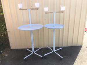 BRAND NEW T Parrot Stand; Large $70 & Med $60each - eftpos avail