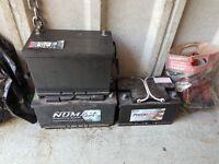 Car batteries spares or repair