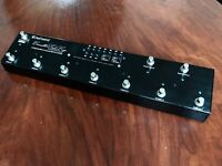 One Control OC10 Crocodile Tail :: FX Pedal Looper/Switcher with MIDI + Cables