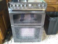 Electrick cooker creda double oven